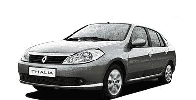 Renault Thalia 2011 või sarnane