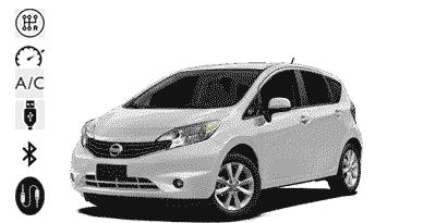 Nissan Note 2015 või sarnane