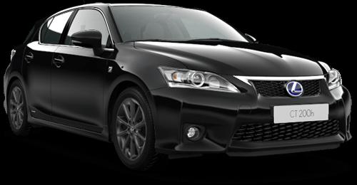 Lexus CT200h Hybrid 2014 automaat või sarnane