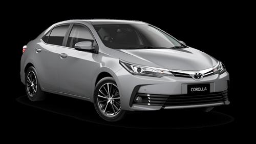Toyota Corolla 2017 või sarnane