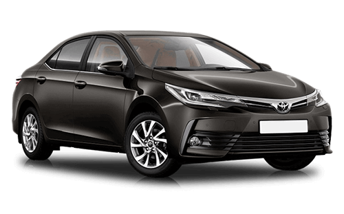 Toyota Corolla 2018 või sarnane (4)