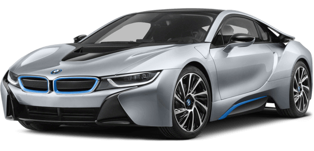 Luksuslik sportauto BMW i8