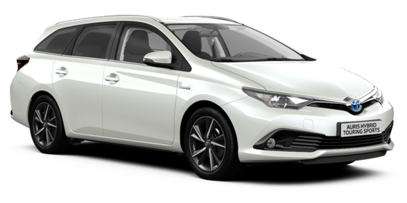 Toyota Auris hybrid automaat 2017 või sarnane (3)
