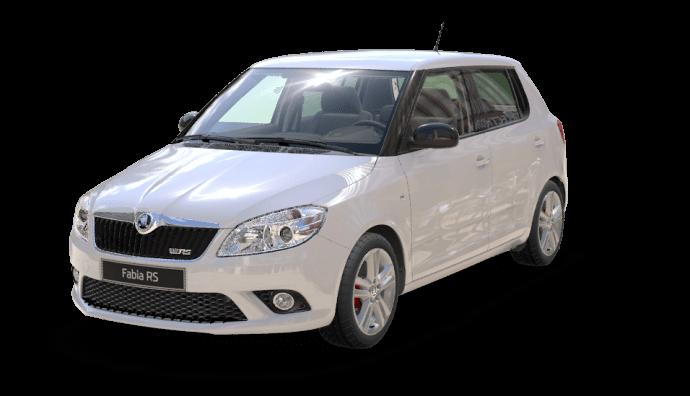 Škoda Fabia 1.4 2013 või sarnane