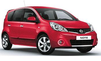 Nissan Note 1.4 2013 või sarnane (4)
