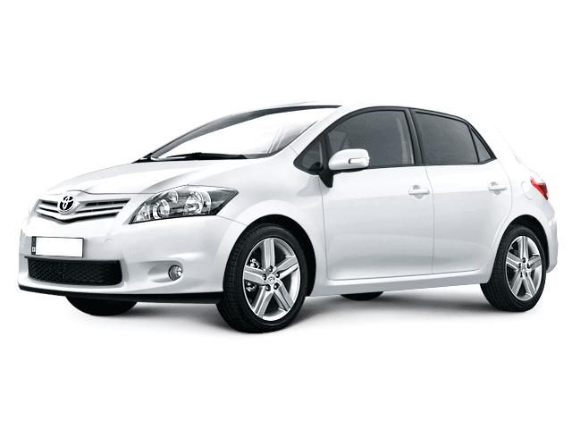 Toyota Auris hübriid automaat 2013 või sarnane