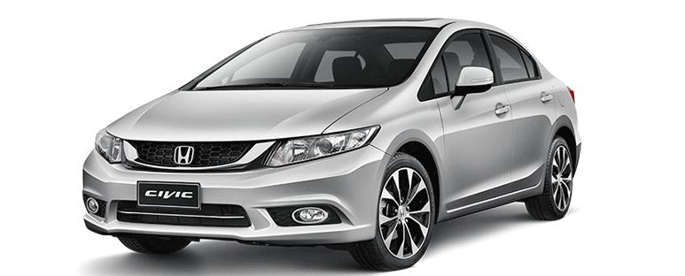 Honda Civic 1.8 automaat 2015 või sarnane (2)